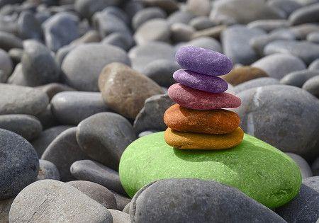balance steine