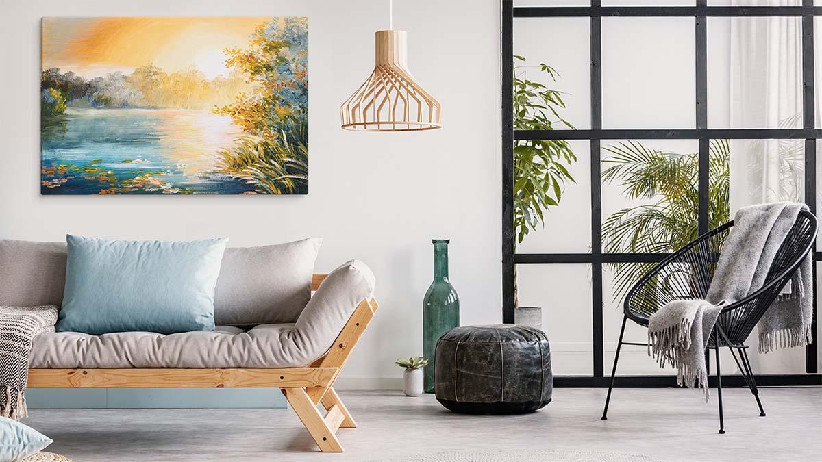 einrichtung wohnzimmer elegant