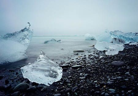 eis klima schmelzen
