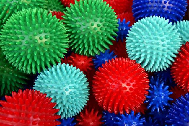 faszienball klein