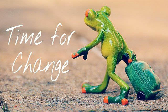 frosch time for change
