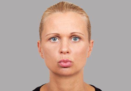 lippen schuerzen