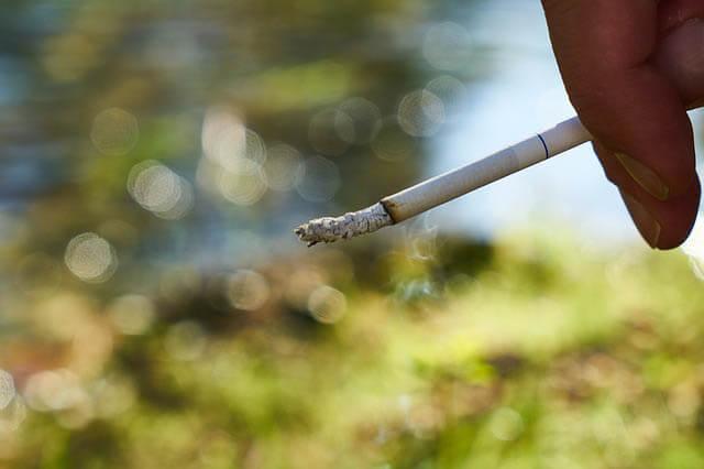 rauchen klein