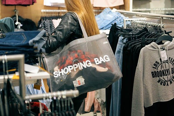shopping bag konsum