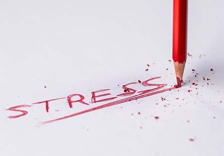 stress buntstift