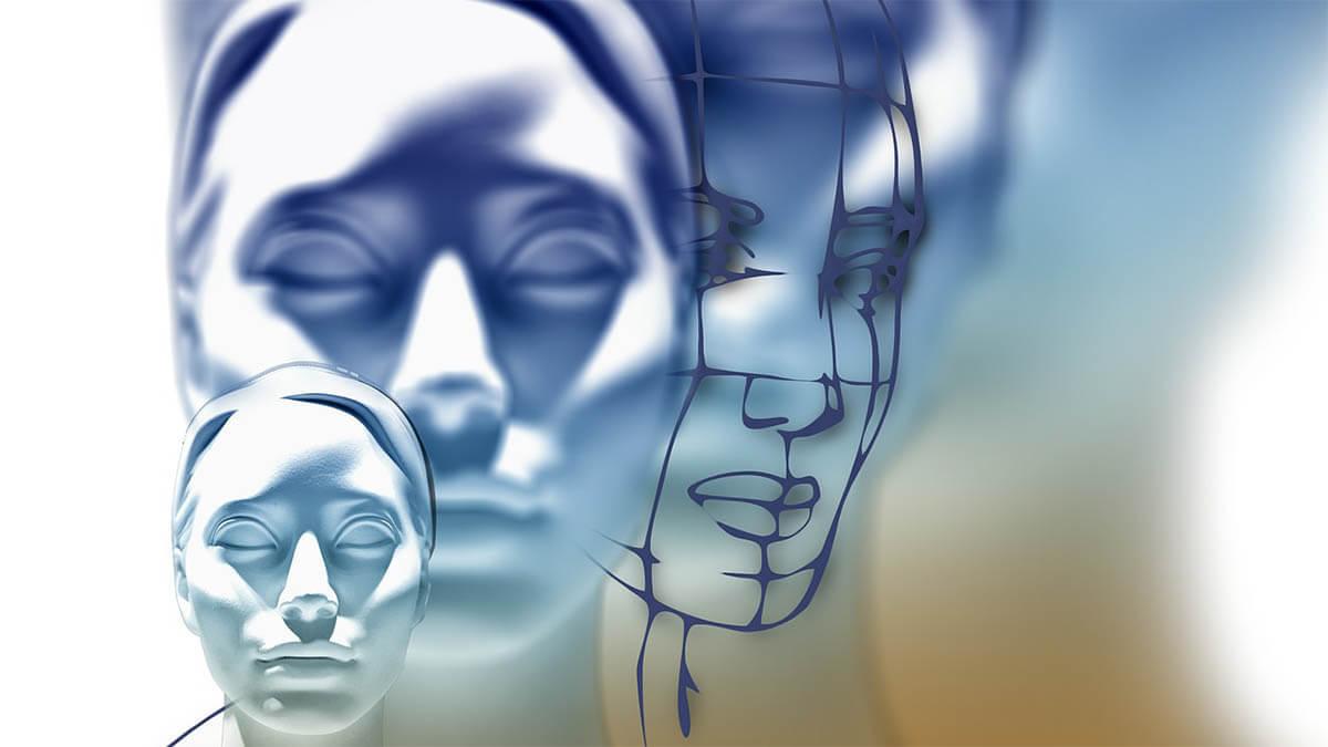 unterbewusstsein-blau-koepfe