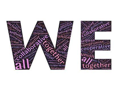 we words