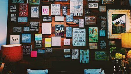 Bilder An Der Wand Motivation Low