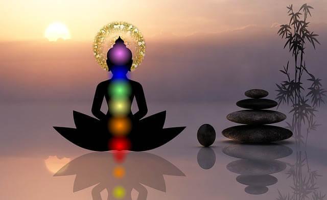 chakren yoga klein