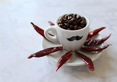 chilli kaffee
