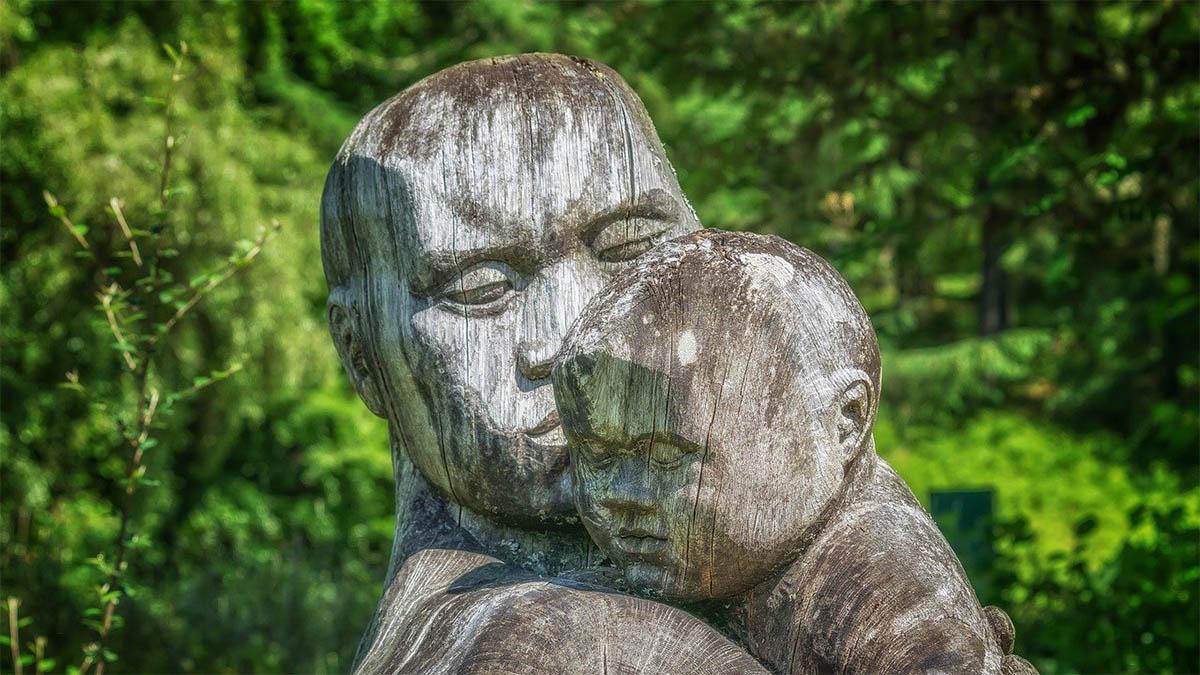 erziehung-skulptur