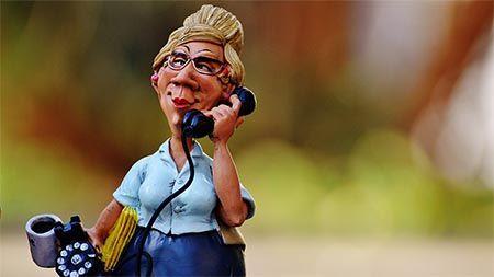 frau-telefonieren