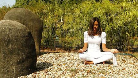 frau-yoga