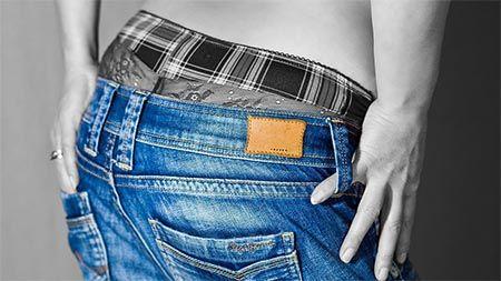jeans-dessous