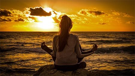 meditation-sonnenungtergang