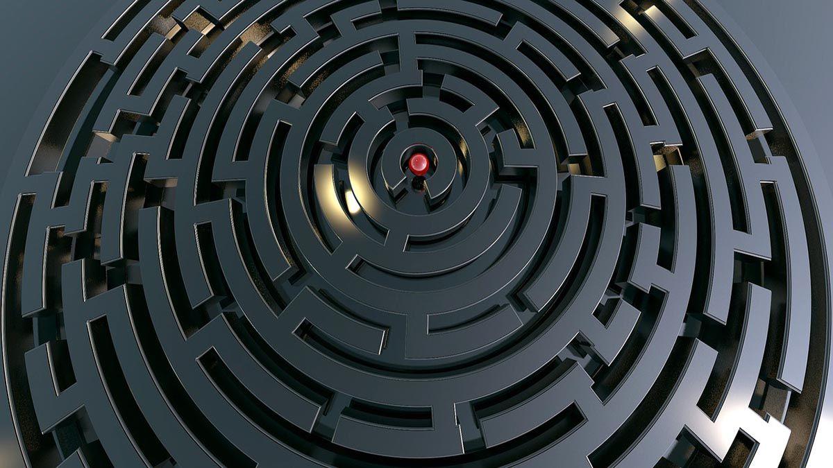 labyrinth ziel