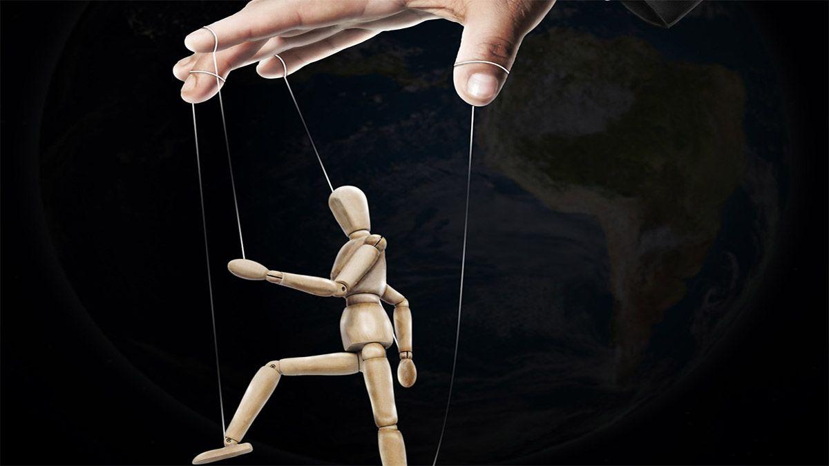 manipullieren marionette holzpuppe