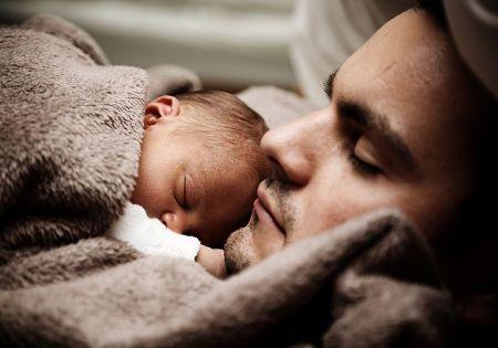 mann baby bindung liebe