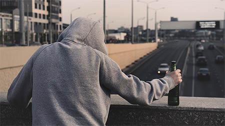 mann-bierflasche