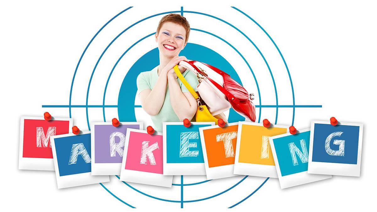marketing target an