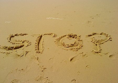 stop-sand