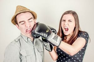 streiten boxen
