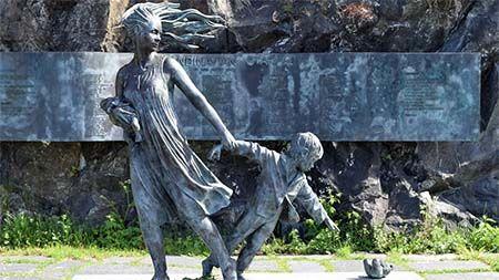 verlustangst-statue
