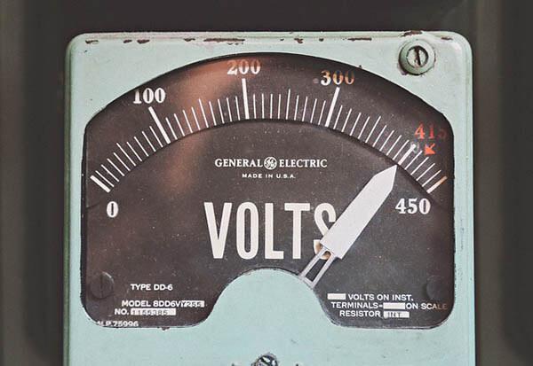 voltmeter klein