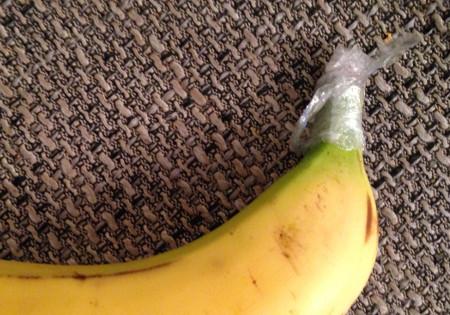 banane haltbar