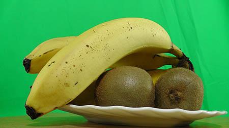 banane kiwi