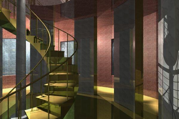 Innenarchitekt für die gehobene Innenausbauplanung und Einrichtung