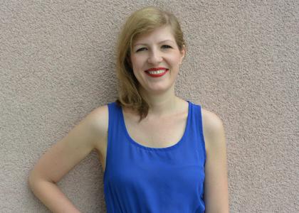 Kerstin Wiesauer - Umsetzungsexpertin