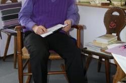 Therapeut Roland Schopp