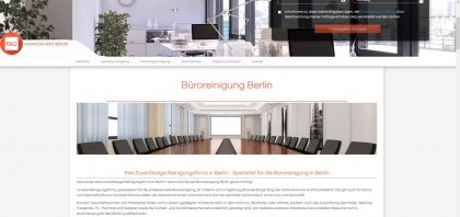 Büroreinigung Berlin