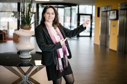Silvia Gunsilius - Stressmanagement-Guru