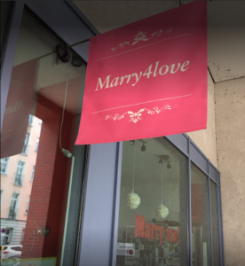 Marry4Love: Brautkleiderverleih in Berlin