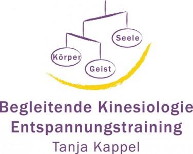 Tanja Kappel Begleitende Kinesiologie und Entspannungstraining