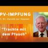 HPV Impfung | Trachte mit dem Pfusch