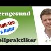 kerngesund mit High-Tec und Natur - Heilpraktiker Michael Hoster in Mannheim