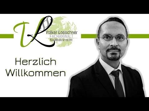 Kanaltrailer | Rechtsanwalt Volker Loeschner