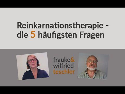 Reinkarnationstherapie - die 5 häufigsten Fragen